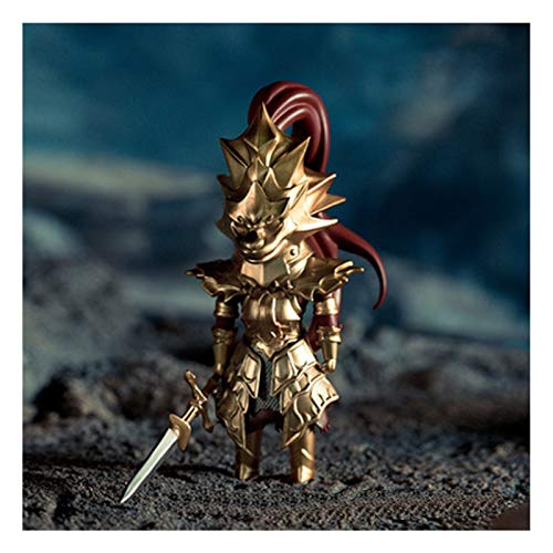 HAGENGOO Figuras de Dark Souls Dark Souls Series Caja Huevo Adornos periféricos Black Soul/Dragon Hunter Onstein/Nendoroid