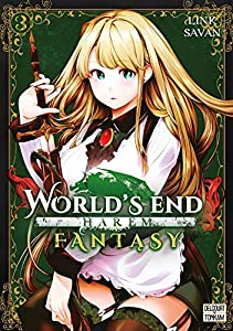 World's End Harem Fantasy Edition simple Tome 3