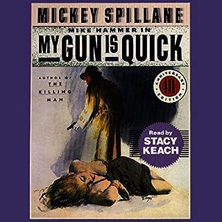 My Gun is Quick audiobook cover art