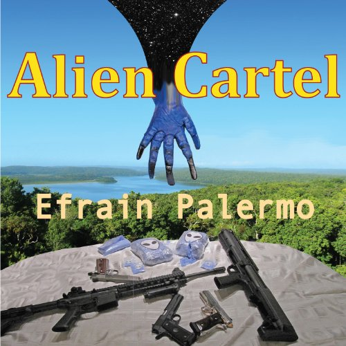 Alien Cartel audiobook cover art