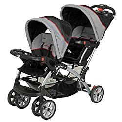 Image of Baby Trend Double Sit N...: Bestviewsreviews