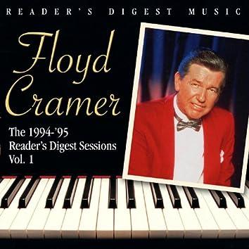 Reader's Digest Music: Floyd Cramer: The 1994-95 Reader's Digest Sessions, Vol. 1