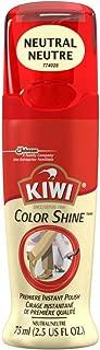 KIWI Leather Premiere Shine Shoe Polish, Neutral 2.5 oz