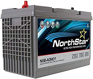 northstar nsb agm 31m battery