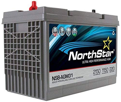 NorthStar Ultra-High-Performance Group 31 AGM Battery