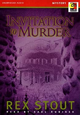 Invitation to Murder by Rex Stout (1998-01-03)