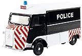 Solido 1850024 - Miniatura para Coche Citroën Hy Police 1969, Escala 1/18, Color Azul y Blanco