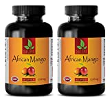 Fat Burner for Women Without Workout - African Mango Extract 1200 MG - African Mango Meltdown - 2 Bottles (120 Capsules)