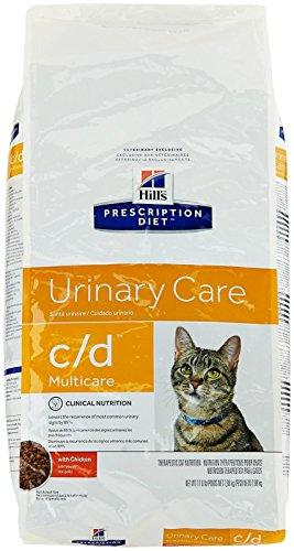 Hill's Prescription Diet Urinary Care c/d Multicare, 17.6 lbs