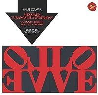 Messiaen: Turangalila-Symphonie by Seiji Ozawa (2015-04-22)