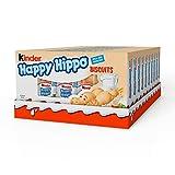 Happy Hippo Haselnuss 5er Multipack, 10er Pack (10 x Multipack)