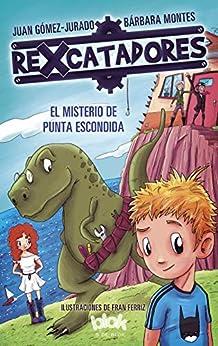 Los Rexcatadores 01 a 04 - Juan Gómez-Jurado & Bárbara Montes 51RHppZFiwL._SY346_