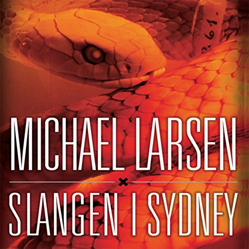 Slangen i Sydney audiobook cover art