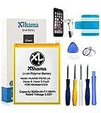 Xlhama - Batería compatible con Huawei P9 Lite/P9/Honor 8/Honor 8 Youth 3000 mAh de repuesto HB366481ECW con kit de herramientas de reparación y pegatinas
