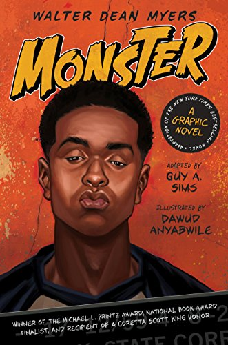 Monster: A Graphic Novel (English Edition)