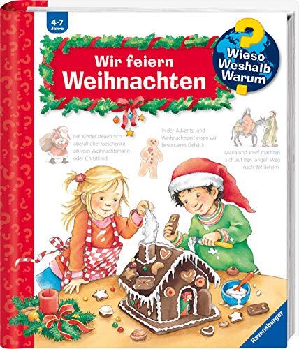 Wieso? Weshalb? Warum? Wir feiern Weihnachten (Band 34) (Wieso? Weshalb? Warum?, 34)