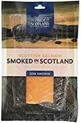 Lossie Scottish Smoked Salmon Presliced, 100g - Chilled