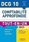 DCG 10 - Comptabilité approfondie - 2019 - Tout-en-Un - Tout-en-Un (2019)