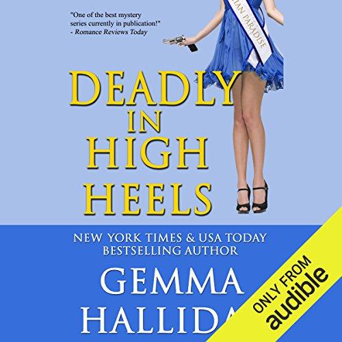 Deadly in High Heels audiobook cover art