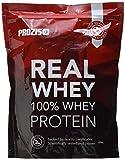 Prozis Natural Real Whey Protein 1000 g Kekse und Sahne - Protein Pulver, Gesüsst mir Stevia, Keine künstlichen Additive, Über 72% Protein, ideal für Muskelaufbau und Muskelerhaltung