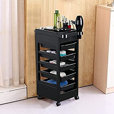 Salon Trolley Rolling Storage