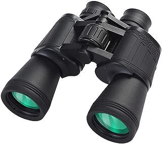 双眼鏡 コンサート 高倍率 望遠鏡 20x50 BAK-4ポリズム 防水防振 折り畳み コンパクト 目が疲れにくい 運動会 バードウォッチング 狩猟 キャンプ 旅行(重量720g)(NEW 20X50)