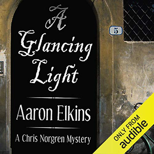 A Glancing Light audiobook cover art