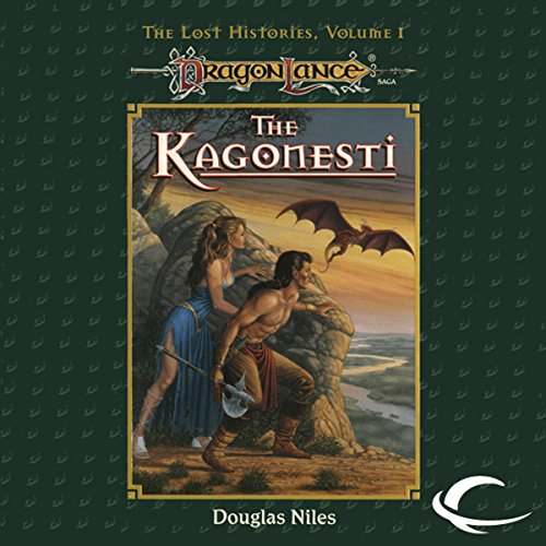 The Kagonesti audiobook cover art