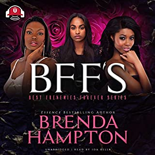 BFF'S audiobook cover art