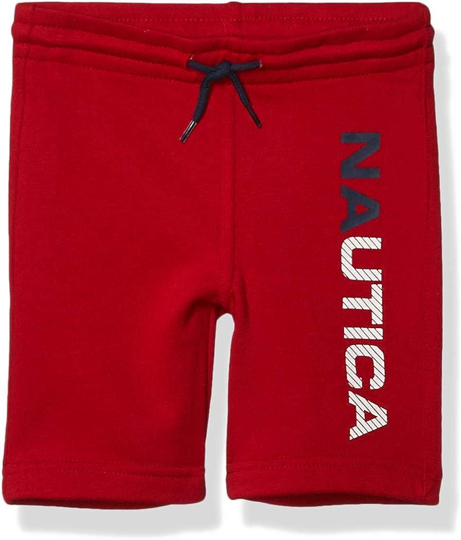 Nautica Boys' Knit Drawstring Shorts