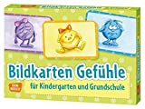 Bildkarten Gefühle. für Kindergarten und Grundschule (Bildkarten für Kindergarten, Schule und Gemeinde)