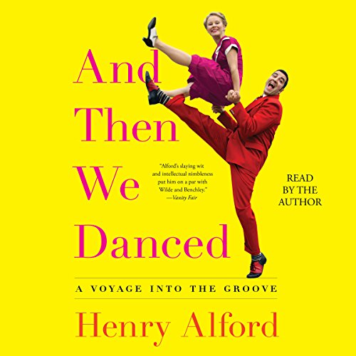 And Then We Danced audiobook cover art