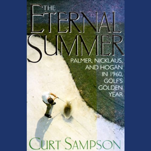 The Eternal Summer audiobook cover art
