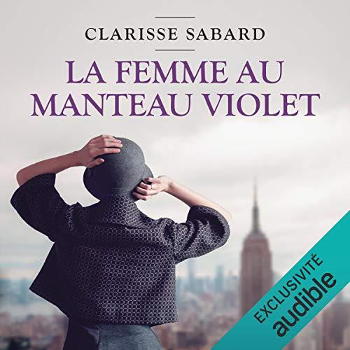 Couverture de La femme au manteau violet