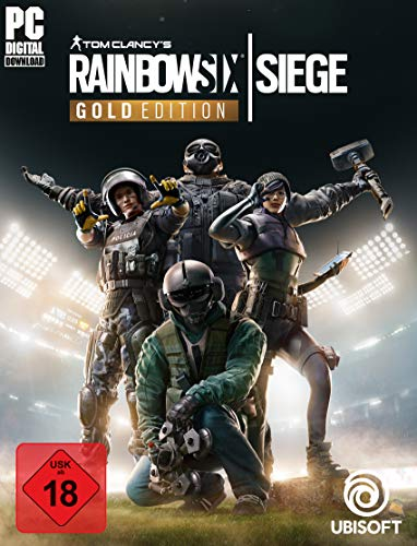 Tom Clancy's Rainbow Six Siege Gold Edition Year 5 | PC Code - Uplay