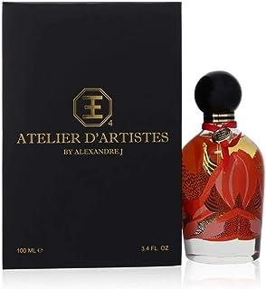 ALEXANDRE J. ATELIER D'Artistes E4 Eau de Perfume For Unisex, 100 ml