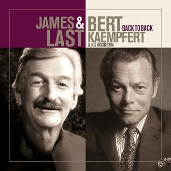 James Last & Bert Kaempfert & His Orchestra / Back To Back