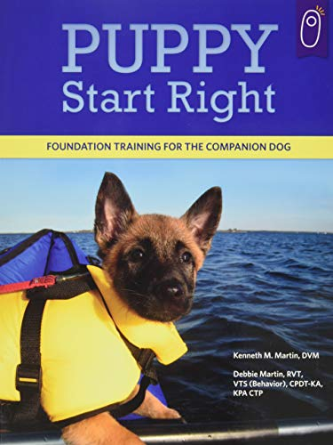 Puppy Start Right: Foundation Training for the Companion Dog (Karen Pryor...
