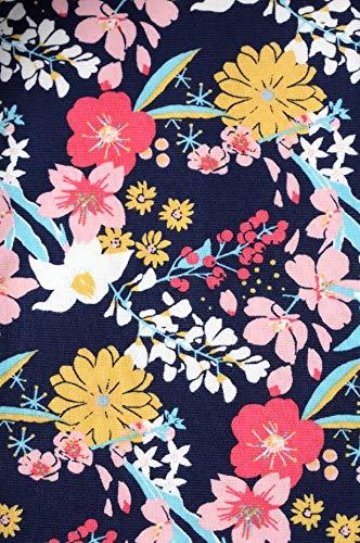 D.fesenseディーフェセンス袴ロンパースGIRLベビー着物カバーオールスナップボタンお着替え簡単女の子ネイビーS60-70