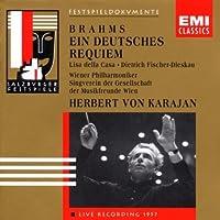 Brahms: Deutsches Requiem / von Karajan (2004-01-01)