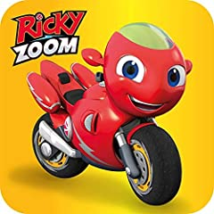 Tons of exciting mini games to play. Meet Ricky, Loop, Scootio, DJ, Toot, Maxwell and the Zoom family. Wash the bikes - grab a sponge and pop the bubbles! Includes matching and sorting games, designed to develop pre-schooler's cognitive abilities. Ga...