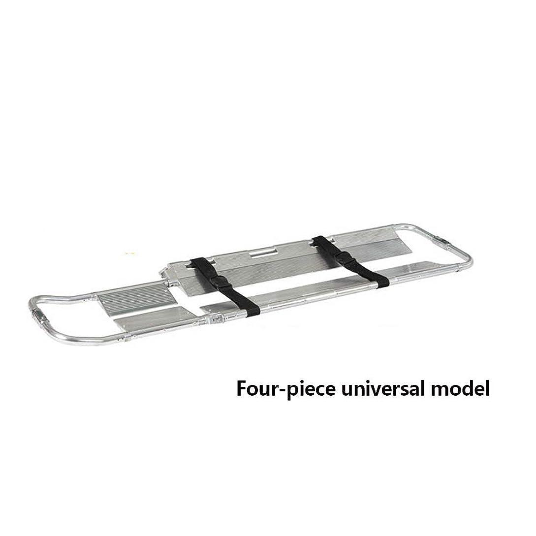 原始的なダウン賭け救急処置の伸張器、折るアルミニウムシャベルの伸張器,4piece