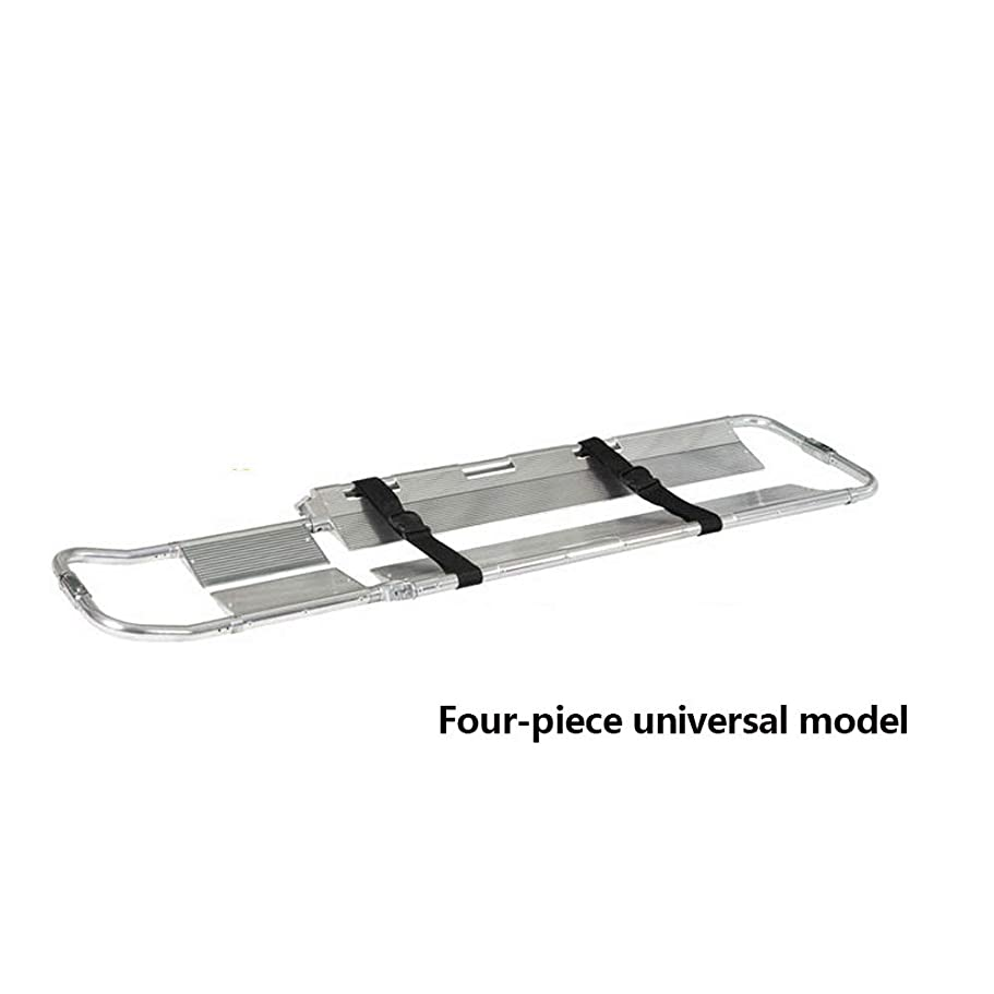 ピニオンブルームに対して救急処置の伸張器、折るアルミニウムシャベルの伸張器,4piece