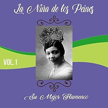La Niña de los Peines / Su Mejor Flamenco, Vol. 1