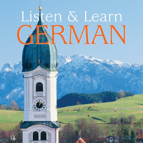 Listen & Learn German audiobook cover art