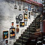 Relaxbx Fotowand, Fotowandrahmen Bilderrahmen Wand Selbstgemachte Fotowand Fotocollage Rahmen...