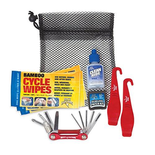 White Lightning Bicycle Repair Kit Adulte Unisexe, Bleu, Taille Unique