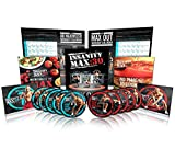INSANITY MAX:30 Base Kit 12 30-minute Strength and Cardio Workouts on 10 DVDs