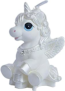 MEOLY Birthday Candles Candles Smokeless for Party Supplies and Wedding Favor((White Horse)