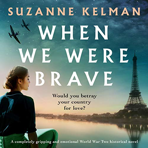 When We Were Brave audiobook cover art